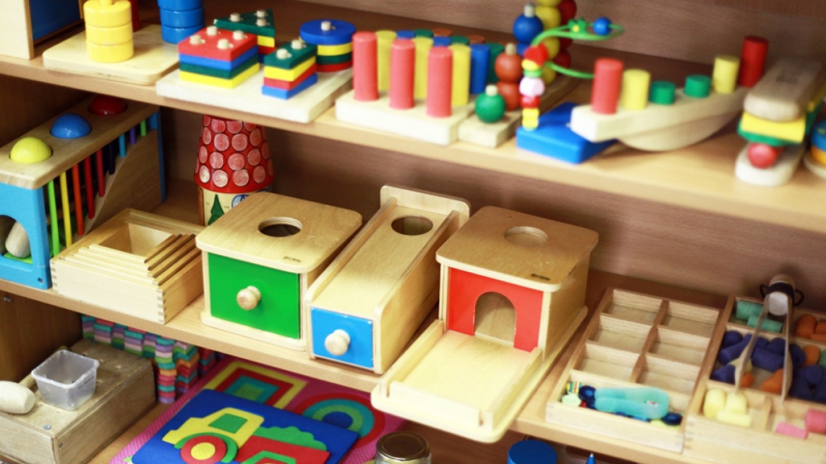 Children's Toy Decluttering